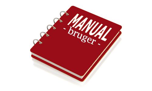 bruger manual
