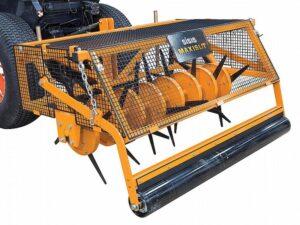 Sisis-Maxislit-Traktormonteret Slitter