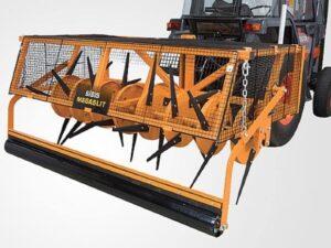Sisis-Megaslit-Traktormonteret Slitter
