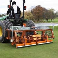 Sisis-Multislit-Traktormonteret slitter