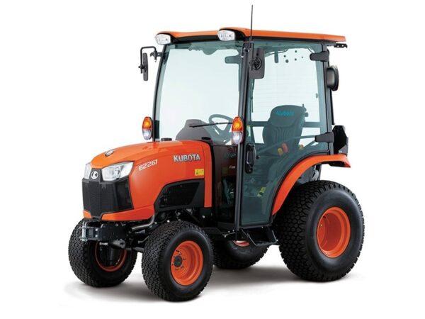 Kubota-B2261 HDB-C-Traktor