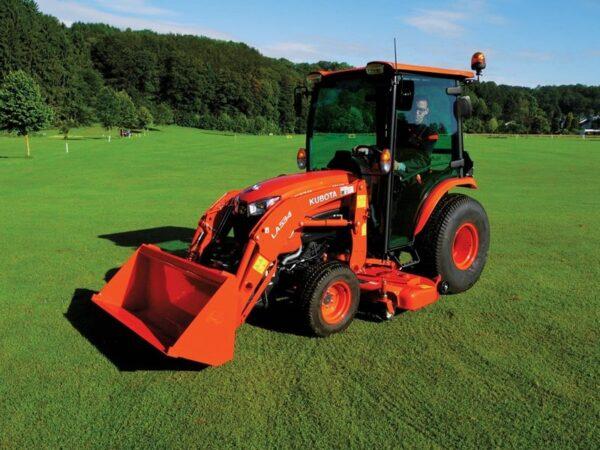 Kubota-B2311 HDB-C-Traktor