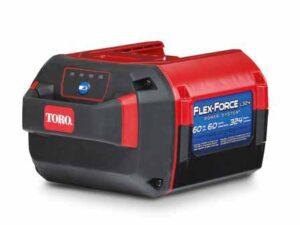 Toro-Batteri-60V, 6,0Ah 324Wh
