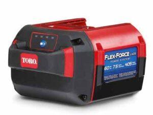 Toro-Batteri-60V, 7,5Ah 405Wh